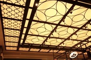 Trend ceiling grid